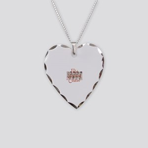 My Dance Crew Necklace Heart Charm