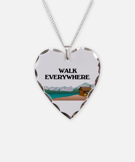 TOP Walk Everywhere Necklace