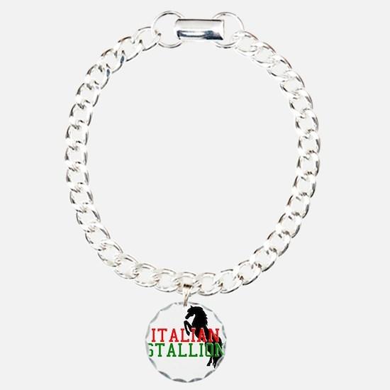 Italian Stallion Bracelet