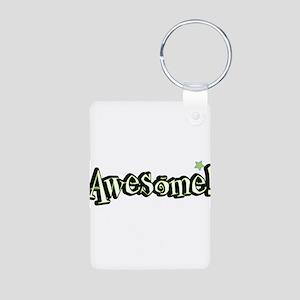 Awesome Aluminum Photo Keychain