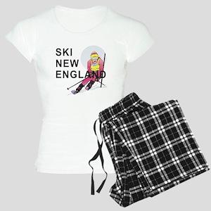 TOP Ski New England Women's Light Pajamas