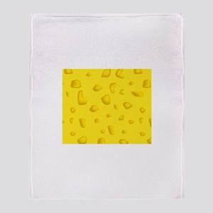 Cheese Throw Blanket