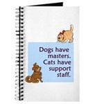 Dogs vs. Cats Journal