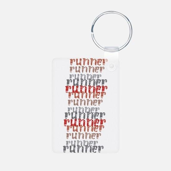 Runner Keychains