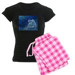 Star Lion Women's Dark Pajamas