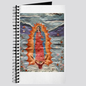 Our Lady of Guadalupe (Papyrus Ver.) Journal