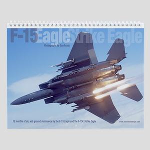 F-15 Wall Calendar