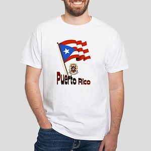 Bonita Bandera White T-Shirt