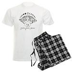 Born Again Pagan Men's Light Pajamas