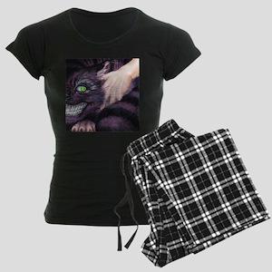 Cheshire Cat Women's Dark Pajamas