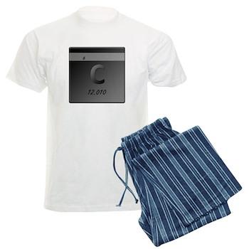Carbon (C) Men's Light Pajamas