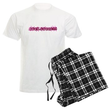 Rock Goddess Men's Light Pajamas