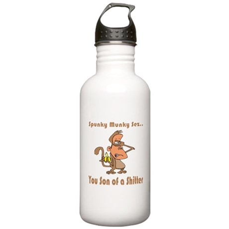 You Son of a Shitter Stainless Water Bottle 1.0L