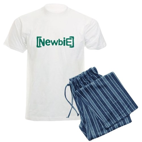 Newbie Men's Light Pajamas