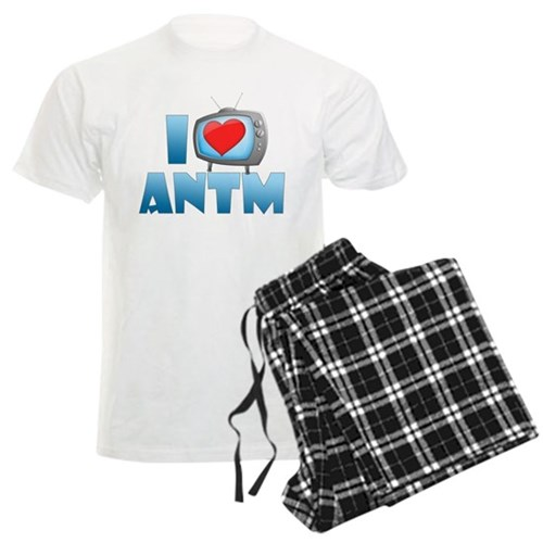 I Heart ANTM Men's Light Pajamas