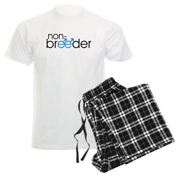 Non-Breeder - Male Men's Light Pajamas