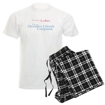 Alt. Lifestyle Companion Men's Light Pajamas