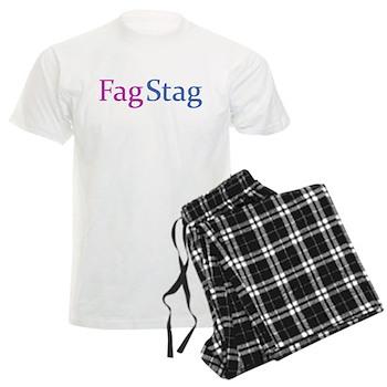 Fag Stag Men's Light Pajamas