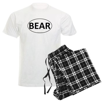 BEAR Euro Oval Men's Light Pajamas