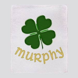 Irish Murphy Throw Blanket