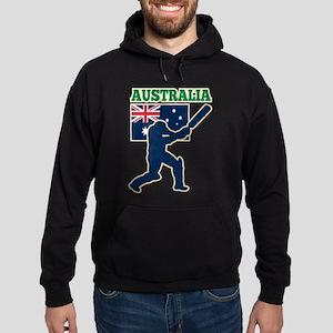 Cricket Australia Hoodie (dark)