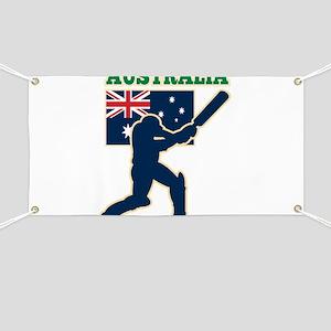 Cricket Australia Banner