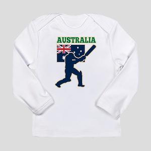 Cricket Australia Long Sleeve Infant T-Shirt