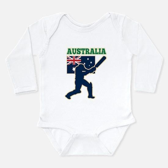 Cricket Australia Onesie Romper Suit