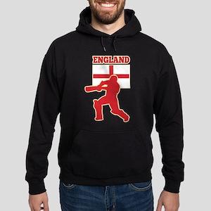 Cricket England Hoodie (dark)