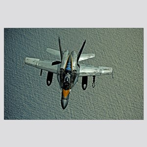 F-18 Large Poster