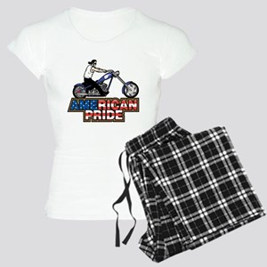American Pride Chopper Women's Light Pajamas