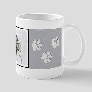 Bearded Collie 11 oz Ceramic Mug