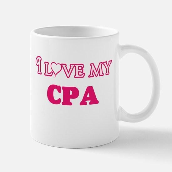 I love my Cpa Mugs