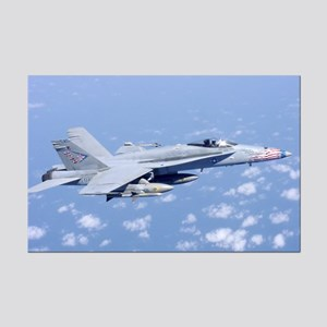 F-18 with Combat Load