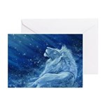 Star Lion Greeting Cards (Pk of 20)