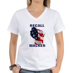 Solidarity - Union - Recall W Shirt