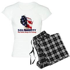 Solidarity - Union - Recall W Pajamas