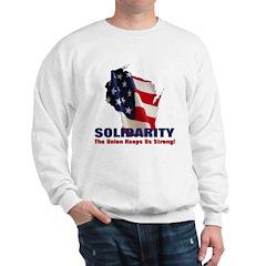 Solidarity - Union - Recall W Sweatshirt