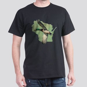 Wisconsin Duck Dark T-Shirt