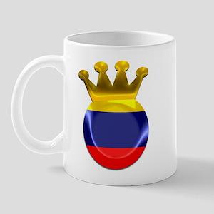 Colombia King Mug