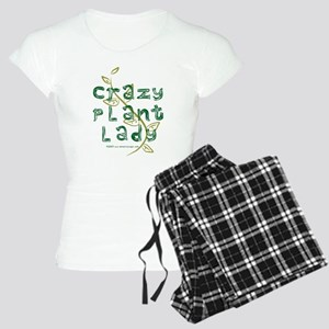 Crazy Plant Lady Women's Light Pajamas