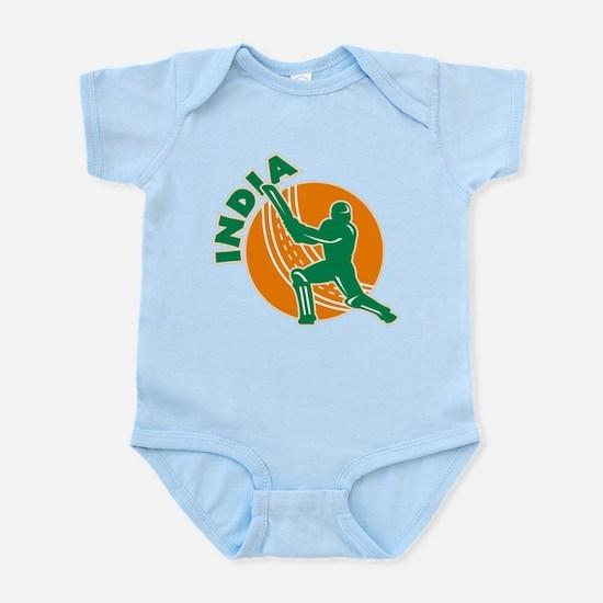 Cricket India Infant Bodysuit