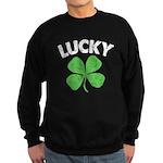 4 Leaf Lucky Sweatshirt (dark)