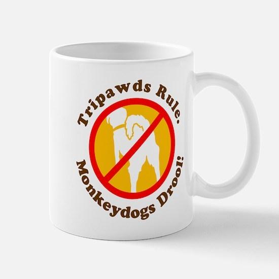 Monkeydogs Drool Mug