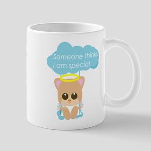 """""""Someone thinks I am special"""" Mug"""