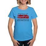 Parents Eat Their Young Women's Dark T-Shirt