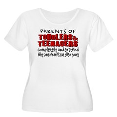 Parents Eat Their Young T-Shirt