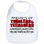 Parents Eat Their Young Bib