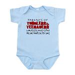 Parents Eat Their Young Infant Bodysuit