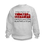 Parents Eat Their Young Kids Sweatshirt